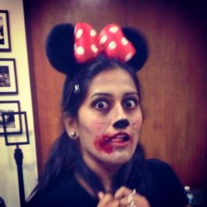 Zombie Minnie ME