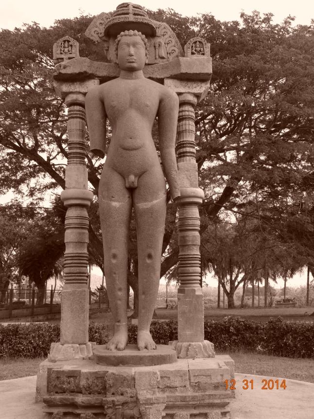 Statue of Shrava Belagola